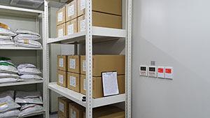 生技工廠材料庫